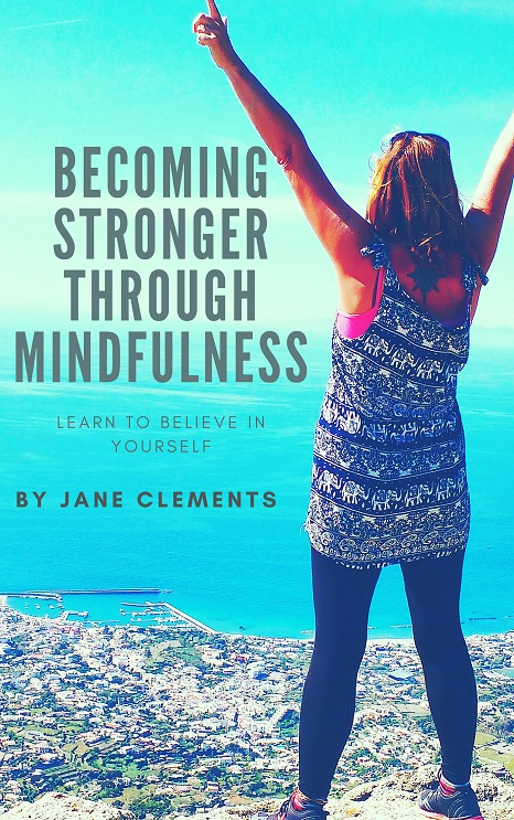 cover image of book Becoming Stronger through Mindfulness