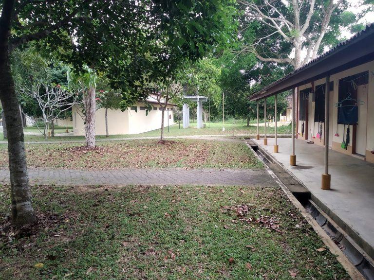 accommodation at Vipassana Malaysiea